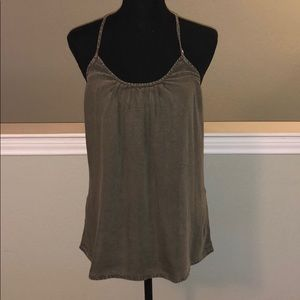 NWT Strappy Top